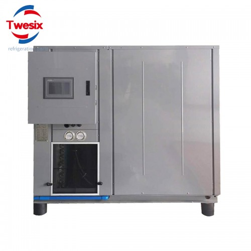 Freeze Vacuum Food Dehydrator for Food Factories to Dry Apricots Green Grapes Plum Save 70% Energy